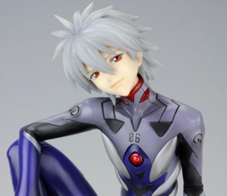 Nagisa Kaworu Plug Suit Ver. - Neon Genesis Evangelion - Rebuild of Evangelion