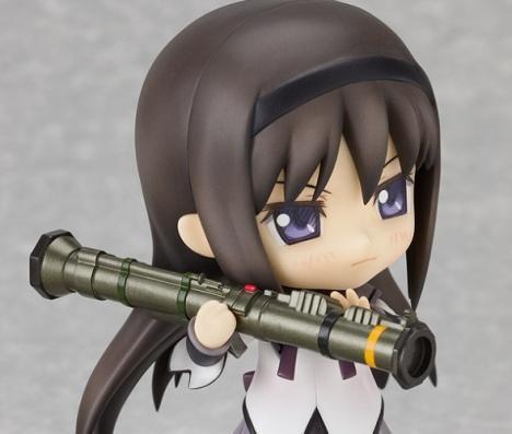 Akemi Homura - Nendoroid Puella Magi Madoka Magica