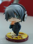 Keisuke & Akira After School Ver. - Togainu no Chi - True Blood Non Scale Pre-Painted Mini Figure Set Exclusive Kotobukiya One Coin 4