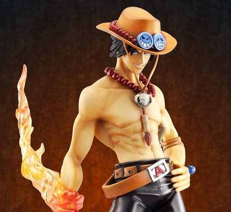 Portgas D Ace 1.5 Ver. 2 - Excellent Model Limited P.O.P. One Piece