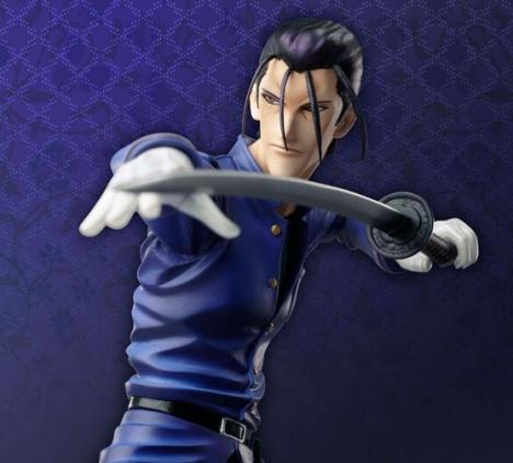 Saito Hajime - GEM Series Rurouni Kenshin