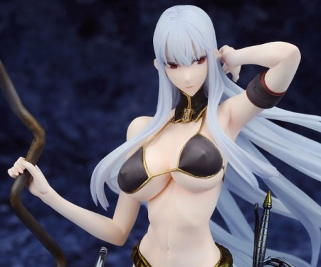 Selvaria Bles Swimwear Ver. - Valkyria Chronicles