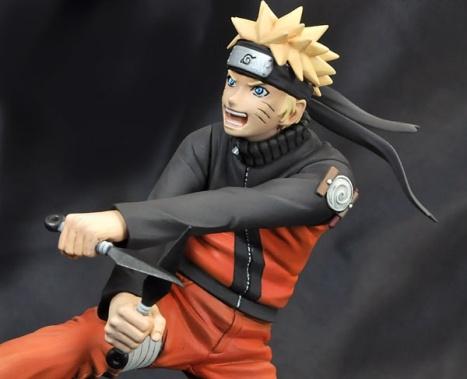 Uzumaki Naruto - Naruto Shippuden Figuarts Zero