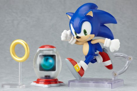 Sonic - Nendoroid Sonic the Hedgehog