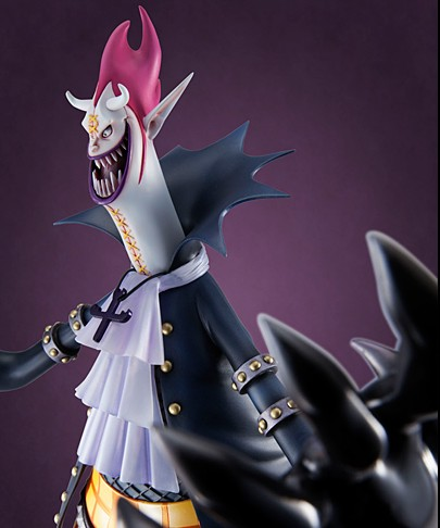 Gekkko Moria - Excellent Model One Piece Neo DX Portraits of Pirates