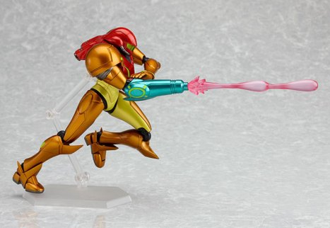 Figma Samus Aran - Metroid Prime
