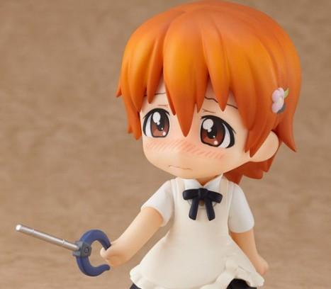 Inami Mahiru - Nendoroid Working!!