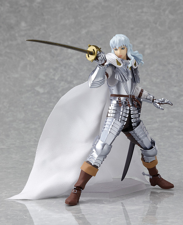 Figma Berserk: White Hawk Griffith Pre-painted Figure