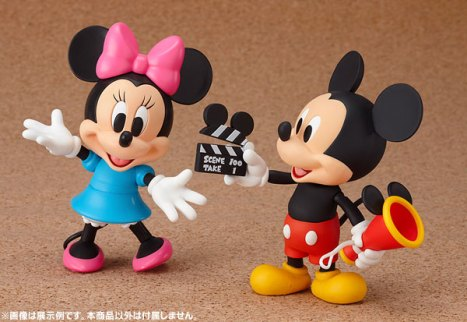 Minnie Mouse - Nendoroid