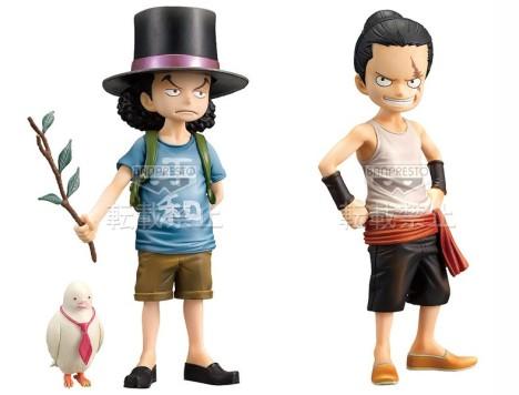 Rob Lucci and Jyabura - One Piece The Grandline Children