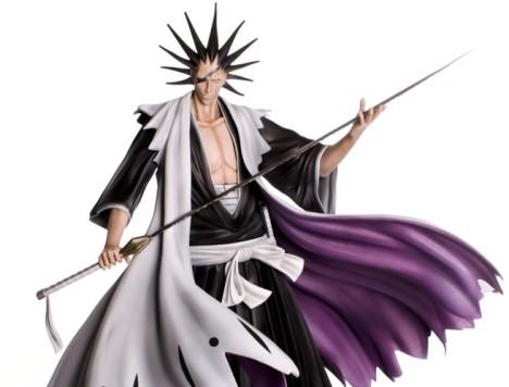 Zaraki Kenpachi HQS - Bleach Tsume