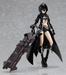 Figma Black Rock Shooter  TV ANIMATION ver. Pre-Painted Action Figure 2