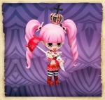 Perona - Chibi Arts One Piece Non Scale Pre-Painted PVC Figure