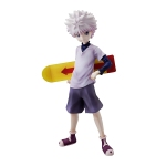 Killua Zoldyck - GEM Series hunter X hunter 18 Scale Pre-Painted PVC Figure 4