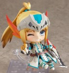 Female Swordsman - Berio X Edition - Nendoroid Monster Hunter  3 Pre-Painted Figure Tri 2