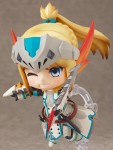 Female Swordsman - Berio X Edition - Nendoroid Monster Hunter  3 Pre-Painted Figure Tri 3