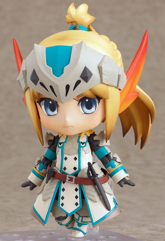 Female Swordsman Berio X Edition Nendoroid Monster