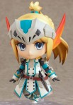 Female Swordsman - Berio X Edition - Nendoroid Monster Hunter  3 Pre-Painted Figure Tri 4