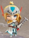 Female Swordsman - Berio X Edition - Nendoroid Monster Hunter  3 Pre-Painted Figure Tri 5