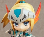 Female Swordsman - Berio X Edition - Nendoroid Monster Hunter  3 Pre-Painted Figure Tri 6