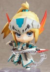 Female Swordsman - Berio X Edition - Nendoroid Monster Hunter  3 Pre-Painted Figure Tri