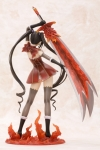 Guren no Enbu Sakuya Mode Crimson - Shining Blade 16 Scale Painted PVC Figure 2
