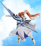 Nanoha High CW-AEC00X Fortress & CW-AEC02X Strike Cannon - Magical Record Lyrical Nanoha Force 18 Scale Pre-Painted PVC Figure Freeing 5