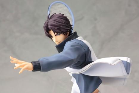 Atobe Keigo - ARTFX J - Prince of Tennis 18 Scale Pre-Painted PVC Figure 2