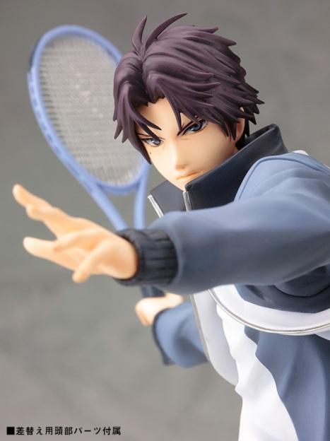 Atobe Keigo - ARTFX J - Prince of Tennis 18 Scale Pre-Painted PVC Figure 4