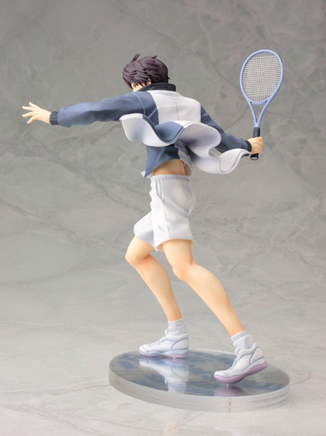 Atobe Keigo - ARTFX J - Prince of Tennis 18 Scale Pre-Painted PVC Figure
