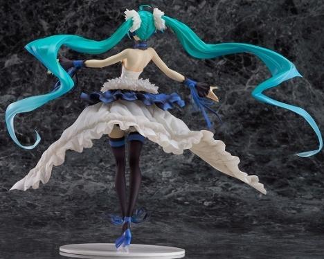 Hatsune Miku Type 2020 - 7th Dragon 2020 17 Scale Pre-Painted PVC Figure 4