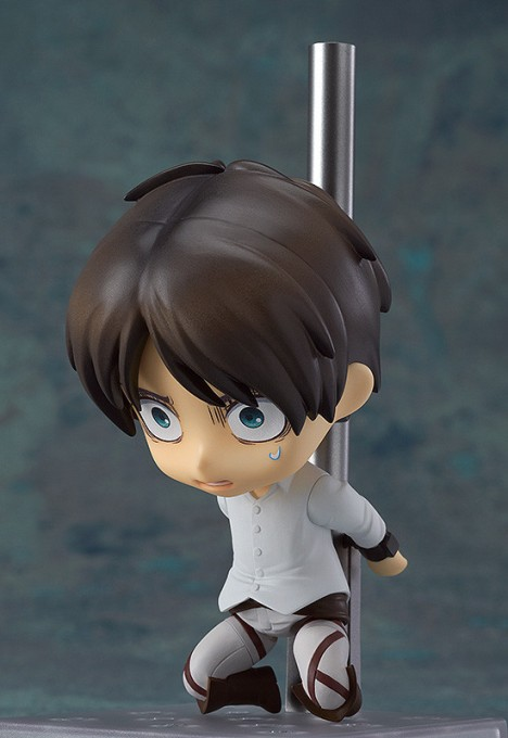 Eren Jaeger - Shingeki no Kyojin - Attack on Titan - Nendoroid Pre-Painted Figure 3