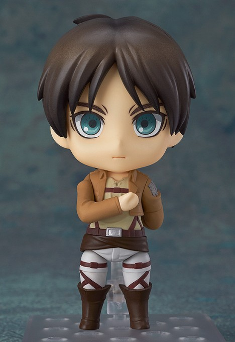 Eren Jaeger - Shingeki no Kyojin - Attack on Titan - Nendoroid Pre-Painted Figure 4
