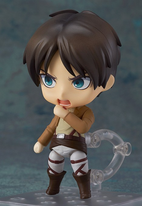 Eren Jaeger - Shingeki no Kyojin - Attack on Titan - Nendoroid Pre-Painted Figure 5
