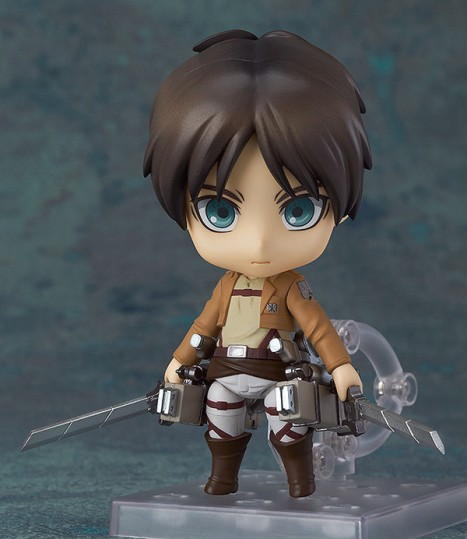 Eren Jaeger - Shingeki no Kyojin - Attack on Titan - Nendoroid Pre-Painted Figure