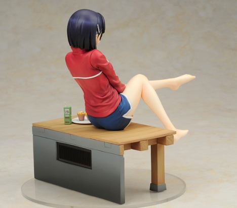 Kirigaya Suguha - Sword Art Online - 18 Pre-Painted Figure 4