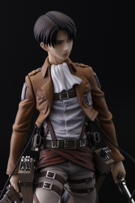 Levi - Shingeki no Kyojin - Attack on Titan - Brave Act - 18 Pre-Painted Figure 4