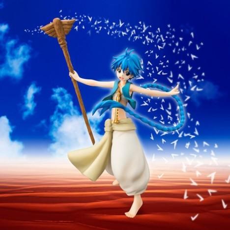 Magi - Labyrinth of Magic - Aladdin - G.E.M. 3