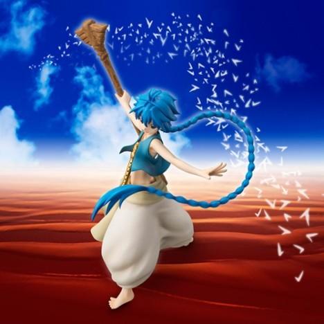 Magi - Labyrinth of Magic - Aladdin - G.E.M. 4