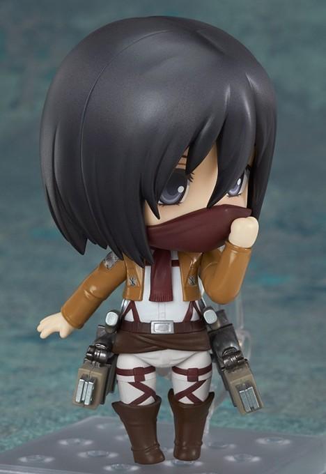 Mikasa Ackerman - Nendoroid Attack on Titan Shingeki no Kyojin Non Scale Pre-Painted PVC Figure 3