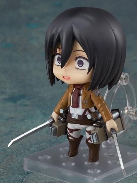 Mikasa Ackerman - Nendoroid Attack on Titan Shingeki no Kyojin Non Scale Pre-Painted PVC Figure 4