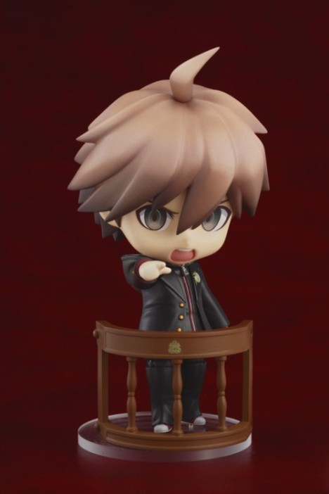 Naegi Makoto - Dangan Ronpa The Animation - Nendoroid Pre-Painted Figure 21