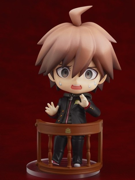 Naegi Makoto - Dangan Ronpa The Animation - Nendoroid Pre-Painted Figure 3