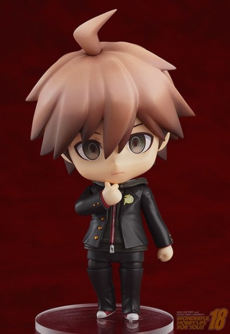 Naegi Makoto - Dangan Ronpa The Animation - Nendoroid Pre-Painted Figure