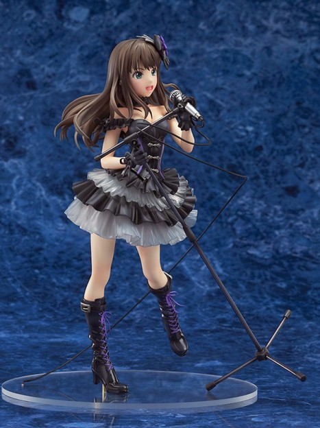 Shibuya Rin New Generation ver. - iDOLM@STER Cinderella Girls 18 Pre-Painted Figure 2