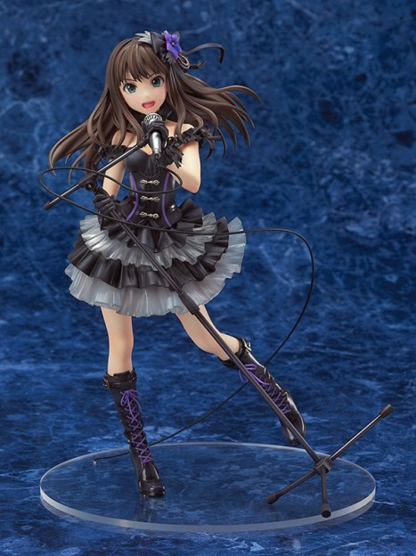 Shibuya Rin New Generation ver. - iDOLM@STER Cinderella Girls 18 Pre-Painted Figure 3