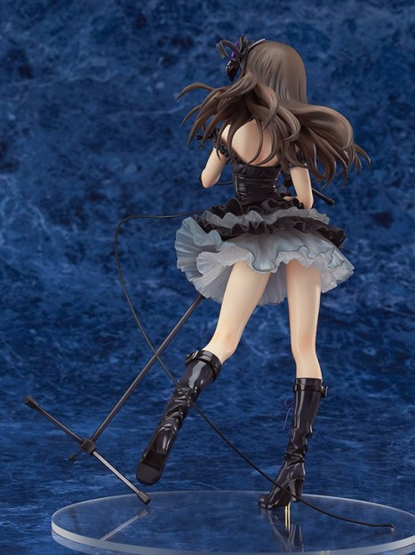 Shibuya Rin New Generation ver. - iDOLM@STER Cinderella Girls 18 Pre-Painted Figure 4