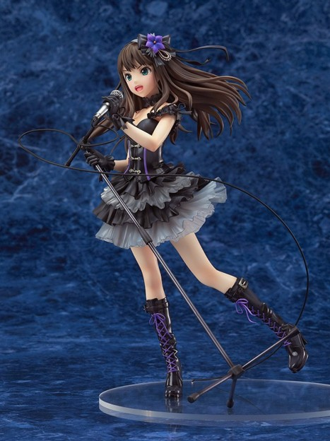Shibuya Rin New Generation ver. - iDOLM@STER Cinderella Girls 18 Pre-Painted Figure