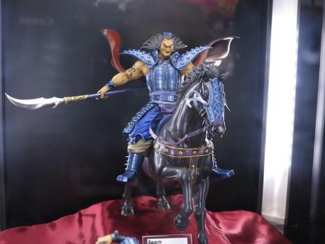 Kingdom - Wang Qi - Figuarts ZERO (Bandai)