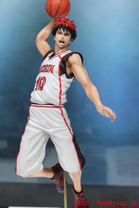 Kuroko no Basket - Kagami Taiga - Kuroko no Basket Figure Series - 18 (MegaHouse)
